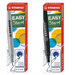 Náhradné náplne do ergonomického pera STABILO Easyoriginal zmizikovateľné