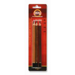 Grafitové ceruzky KOH-I-NOOR - sada