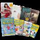 Set všetkých 8 knižiek vydavateľstva Babyonline