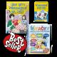 Set detských knižiek 2-5 rokov