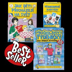 Set knižiek pre predškolské rok